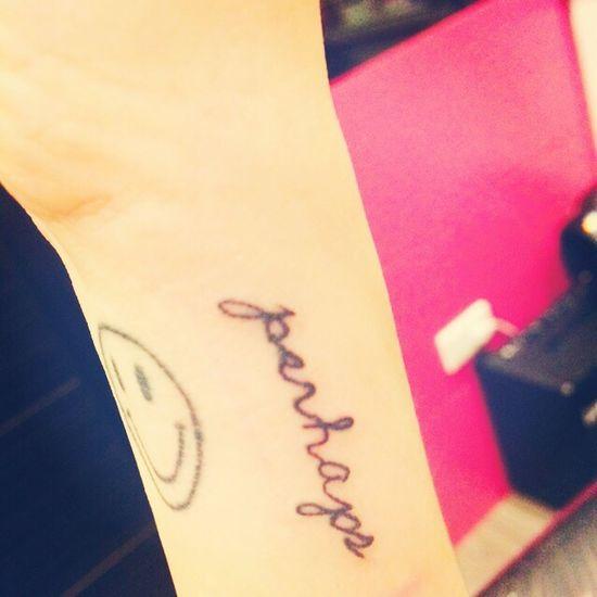 Tattoo Tattoos Perhaps Love