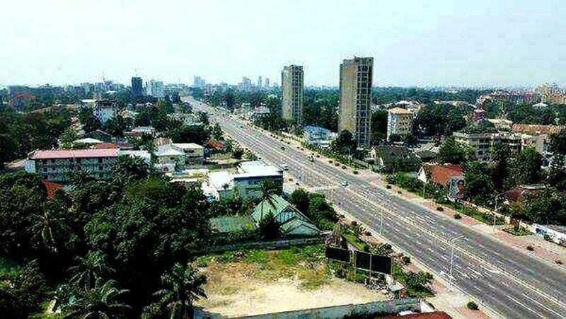 Kinshasa city