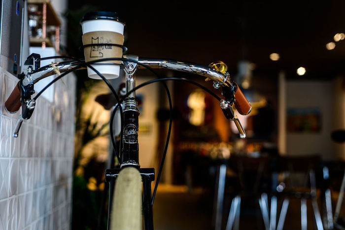 Pashley Cycles Bicycle Bike Close-up Coffee Coffee Shop Cycling Dutch Bike Indoors  No People Pashley  Pedal Product Photography Transportation First Eyeem Photo