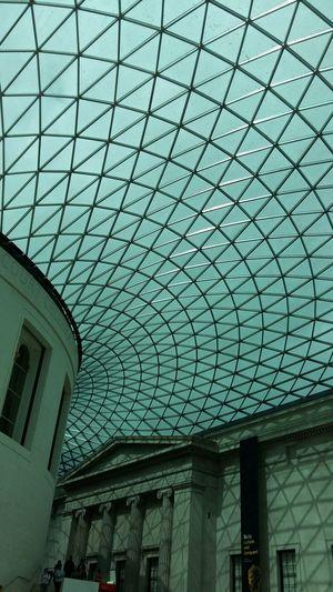 LONDON❤ British Museum Pivotal Ideas Blue Feelings London Lifestyle My Year My View EyeEm LOST IN London