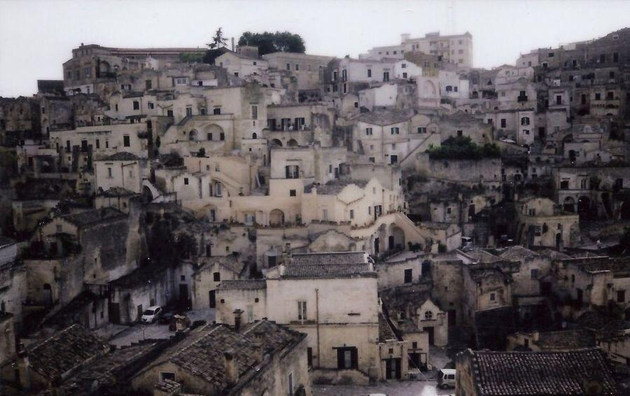 Matera Houses Sassidimatera Escher Italy Italia