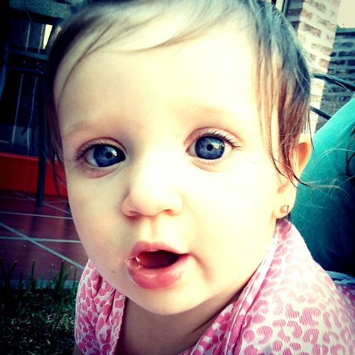 Baby Julia  Lightblueeyes Beutiful