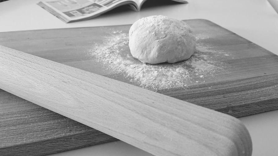 Dough and pin