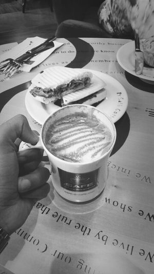 Cafe Time Evening Family You And I