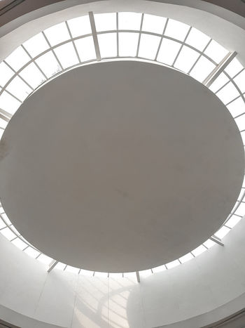 white circle ceiling with shadow Spiral Staircase Steps And Staircases Circle Architecture Close-up Built Structure Semi-circle Spiral Stairs Architectural Design Architecture And Art Architectural Feature Architectural Detail Skylight LINE Spiral Concentric
