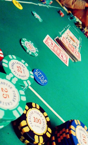 Poker time 🃏