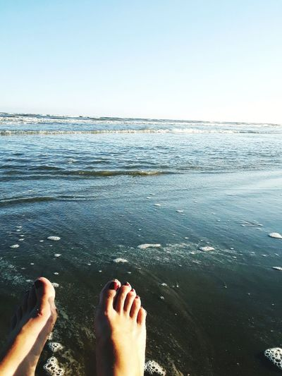 Barefoot Human Foot Relaxation Outdoors Prefectsunday Beach Art Is Everywhere Summer Memories 🌄 Galveston Island  Beach Love Been There. Done That.