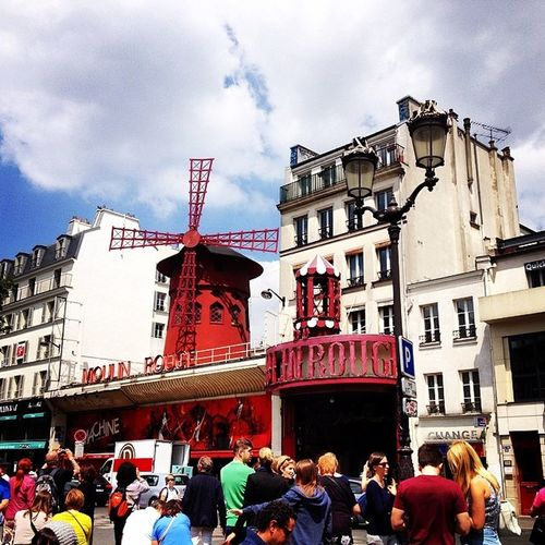 Paris Moulinrouge