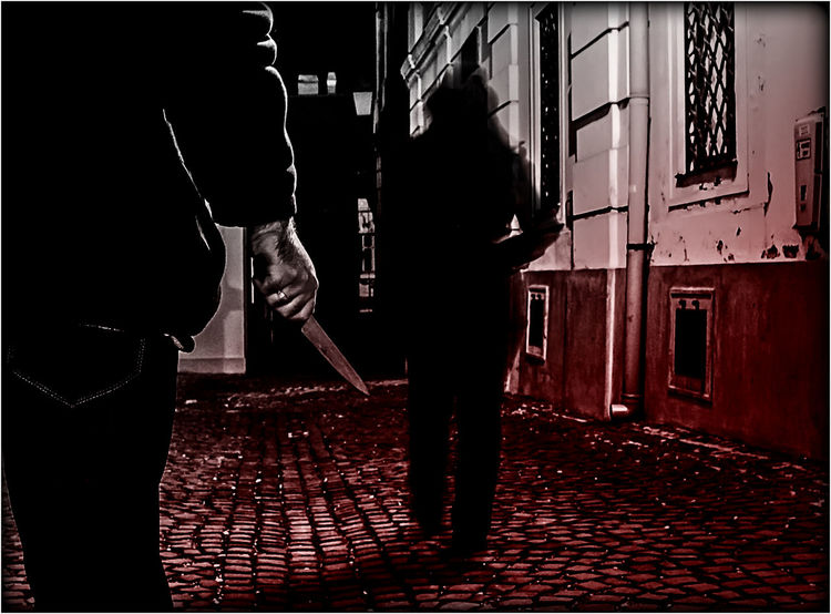 Agressive Attack Behind Behind The Scene Black Dark Knife Moody Murder Scenes Murderer People Watching Robber Street Victim Behind The Shades Behind You Behind Me Darkness Darkside Shadows And Silhouettes Siluett