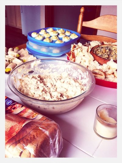 Easter Lunch