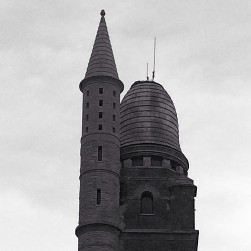 The Water Tower AMPt_community Saint Louis Monochrome Architecture