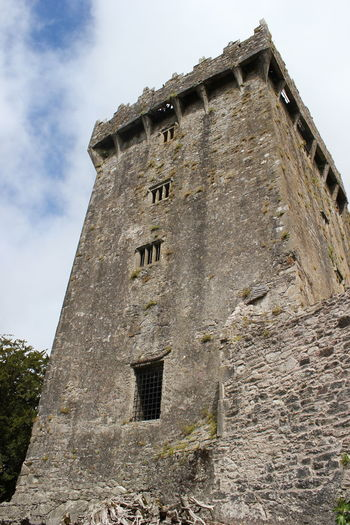 Ancient Architecture Architecture Blarney Castle Building Building Exterior Built Structure Castle Castle Ruin Castles Cloud - Sky Day Deterioration Exterior Historic History Low Angle View No People Old Outdoor Photography Outdoors Ruins Run-down Sky The Past