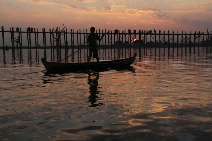 Shape Burma Myanmar Bridge Ubeinbridge Showcase: March
