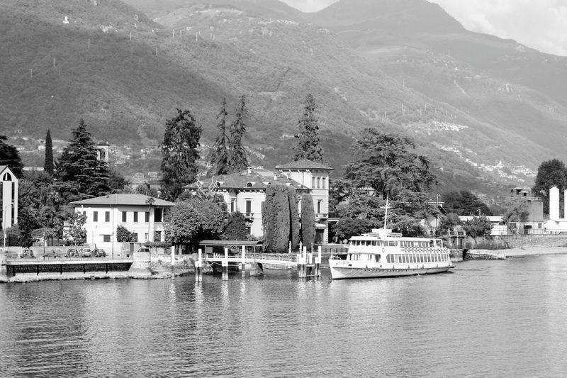 Lago Di Como, Italy Black And White Nature Como Passionefotografia Acqua Blackandwhite Photography Eye4black&white  Italia Lake Of Como, Lecco Lake Of Como Italy