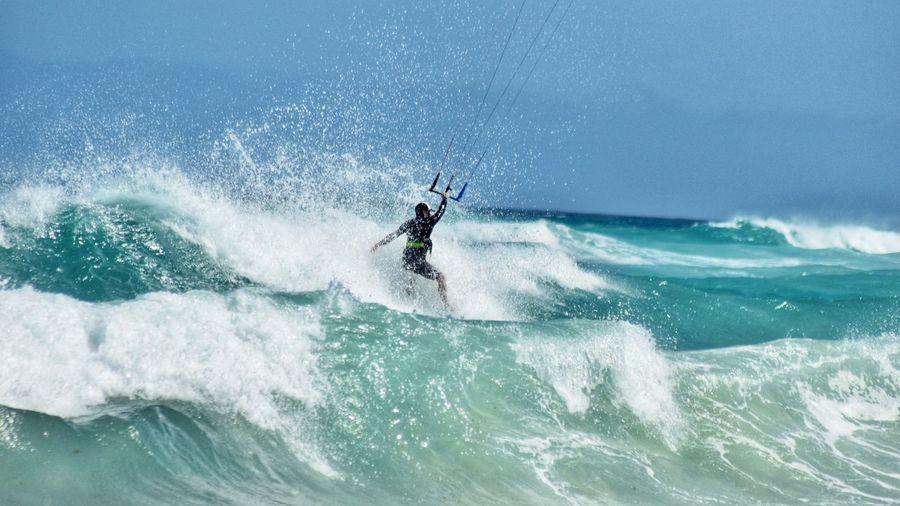 Surfer Water