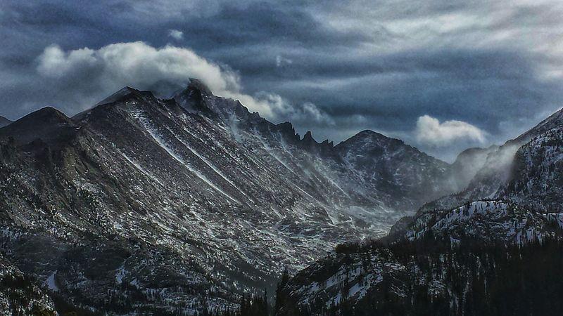 Colorado Mountains Landscape Landscape_Collection Landscape_photography Clouds And Sky