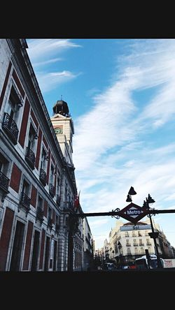 Madrid, Spain EyeEm Best Shots Urban Exploration Urban Landscape Hdr_Collection Madrid Spain Building Exterior