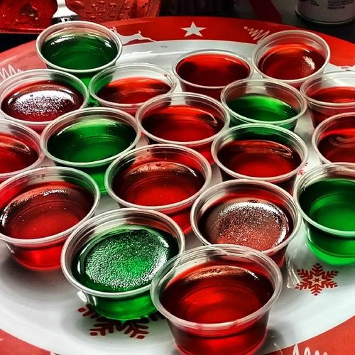 Jello Shots Party time! Maryland Fun drunk