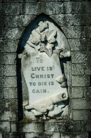 Text Close-up Outdoors Day Weathered Stone Tombstone Nikon D5100  Cemetery Photography Graveyard Beauty Peaceful Proverbs