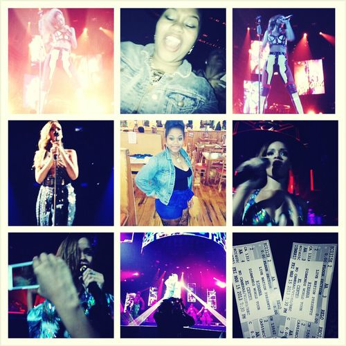Diamonds World Tour