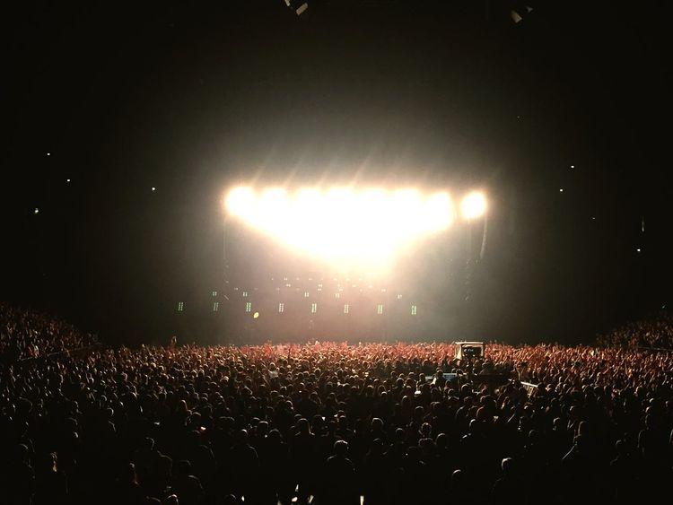 Showcase: February Concert Deichkind Fun Crowd