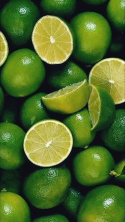 Fruit Lemon Citrus Fruit Lime Freshness Healthy Eating Food Full Frame SLICE Food And Drink Sour Taste No People Large Group Of Objects Backgrounds Cross Section Close-up Indoors  Day