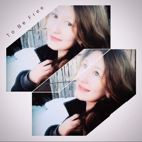 Tobefree Selfie Selca Ulzzang Ulzzanggirl Asian  Style Aegyo Kawai Kyopta Korean Nice Smile Girl Sweety  Lovely Winter Cold Nomakeup
