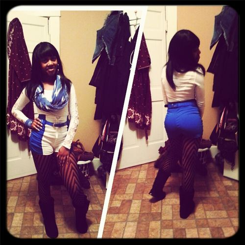 went out had fun