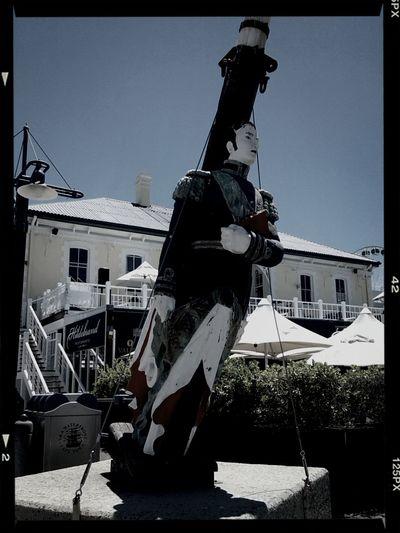 Jodyvford South Africa Cape Town Sculpture