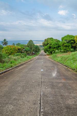 Road Street Liberia Africa African Liberian West Africa Robertsport