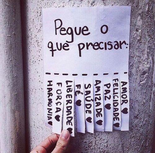 Sobre hoje❤️. Éisso👊🔝