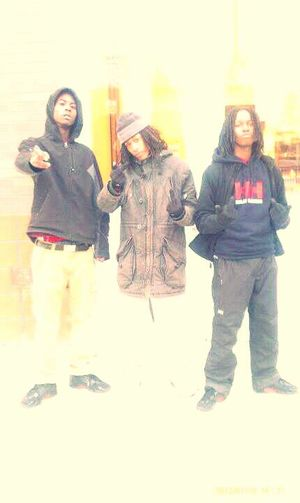 Me & My Good Hood Men #FREE MY YOUNG MAN JON DATS EVERYDAY!