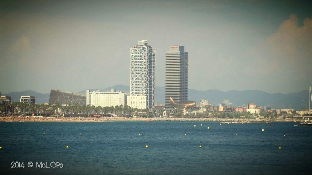 Barcelona Barcelona Sea