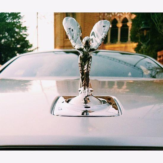 ⊙The Sprit Of Ecstasy ★Vintage Car Show 2015 (2/5)★ Rolls Royce Ghost VintageCarShow15 VCS15 VCCP VCCCP Vintagecarshow Karachi Ghost Rollsroyce Rollsroyceghost