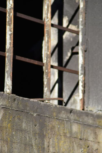 Prison Rusty