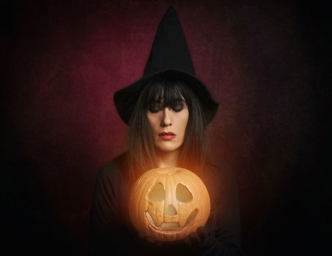 Carnival Darkness Death Disguise Halloween October Pumpkins Trick Or Treat Witchcraft  Woman Costume Girl Halloween Horror Mystery Nightmare Pumpkin Scare Spooky Witch Young Women