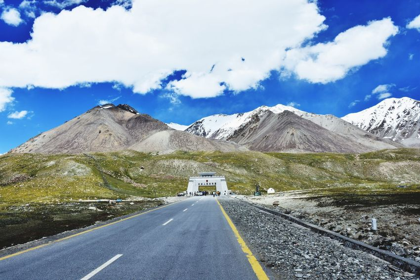 Khunjerab Pass Hunza Valley Pakistan Great View My Beautiful PAKISTAN.❤️ Nikon D7200 PhotoGraphy