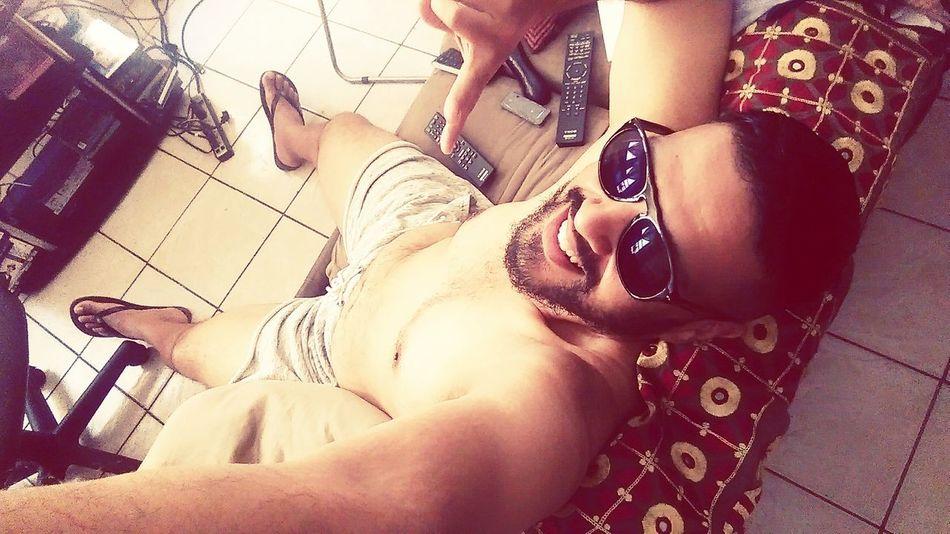 Enjoying The Sun Relaxing Soaking Up The Sun RebelHeart Beardgame Gayswag Homoswag Beardswag That's Me Gaynyc