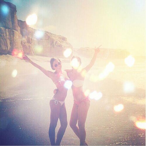 Beach Girls Lisboa Portugal