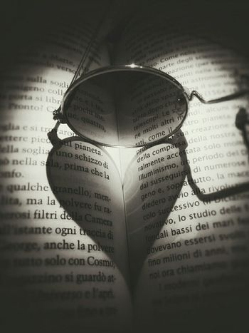 Books Glasses Macro Heart Moments Reading Light And Shadow Black And White Words Creative Light And Shadow