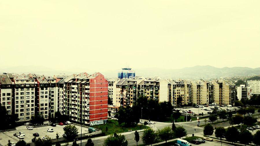 Buildings Architecture Avaz Sarajevo