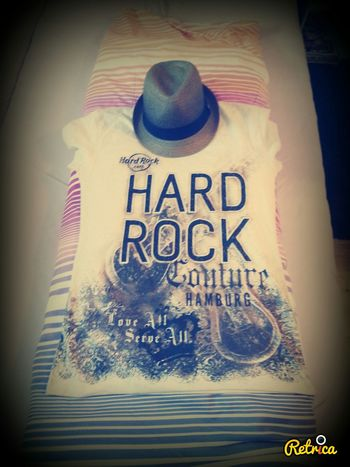 I ♥ Hard Rock Hard Rock Swagstyle Hello World