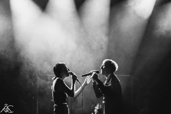 Soundtrack Of Our Lives years and years concert , Olly Alexander and Tei Shi performing at The Fillmore in San Francisco Years And Years Tei Shi Music Live Music Concert San Francisco California Cali SF Showcase March