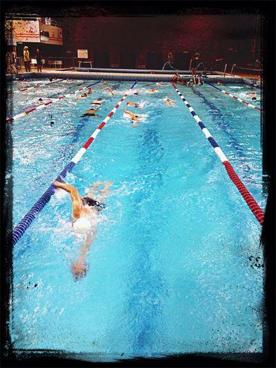 No pain no gain Trainhard To Swimfast Belfort
