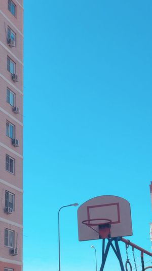 Sky Blue Low