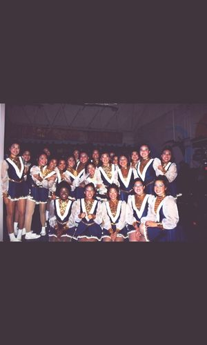 TBT, after our first preformance at HC Rally A, love these girls!