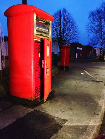 Last Post. Last Collection Royalmail Meterbox Postbox Red Urbanphotography