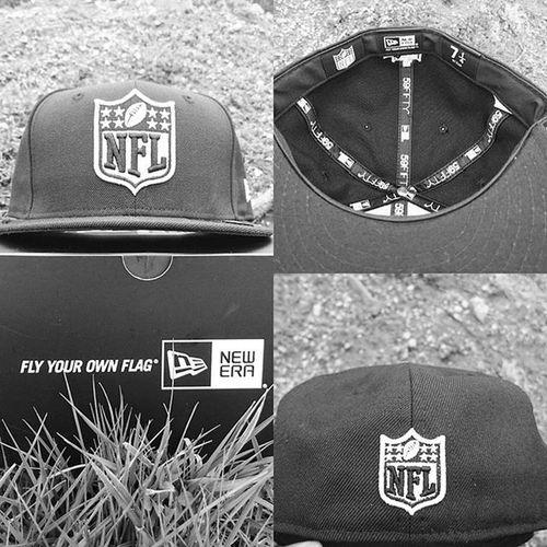 5950 59fifty NewEra Newerafitted Neweracap NFL Americanfootball Silver  Clean Flyyourownflag