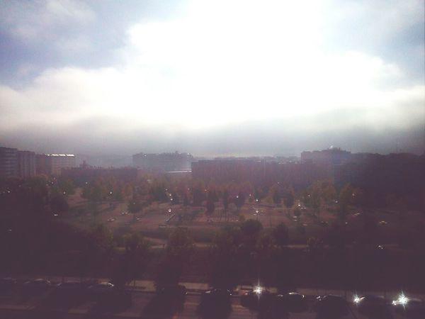 Se levanta la Niebla Buenosdias Madrid