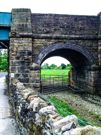 Architecture Bridge Britain Built Structure Embsay England No People Outdoors Skipton Uk Yorkshire United Kingdom Great Britain